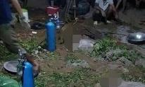 Rủ nhau đi tắm giải nhiệt, 3 chị em ruột đuối nước tử vong trên sông Gianh