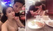 'Giảng viên hot girl' kỉ niệm nửa năm yêu nhau với bạn trai mới sau khi chia tay con trai nghệ sĩ Hương Dung