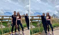 Nhờ dân mạng xóa 'anh béo áo đen' trong bức ảnh, Khắc Việt nhận cái kết 'đắng'