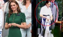 Quá mệt mỏi với màn so găng với Kate, Meghan tự ý bỏ về, để mặc chị dâu một mình trên khán đài xem quần vợt