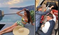 Em chồng Tăng Thanh Hà mang 16 vali trong một chuyến du lịch, check in khắp Châu Âu