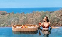 Hà Thu diện bikini nóng bỏng du ngoạn tại Bali