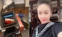 Mạnh mẽ như Nhật Kim Anh, liên tục đăng status trấn an bản thân sau khi mất 5 tỷ đồng
