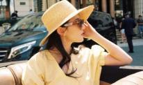 Lưu Diệc Phi khoe ảnh du hí Monaco, cư dân mạng nhận xét: '31 tuổi rồi mà xinh hơn gái 18 thế này'