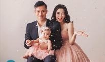Quế Ngọc Hải nhắn gửi ngọt ngào tới con gái nhân dịp sinh nhật tròn 1 tuổi