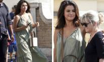 Mặc váy nhàu nhĩ, mặt không phấn son nhưng Selena Gomez vẫn nhận được vô vàn lời khen