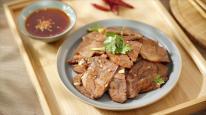Bò hầm ướp lạnh: Món ăn ngon cho mùa hè