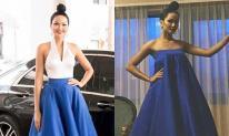 Hoa hậu H'Hen Niê bị fan phát hiện tiết kiệm quần áo đến đáng yêu