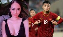 Sau Quang Hải, đến lượt người tình tin đồn lên tiếng về nghi án yêu đương