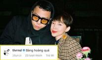 Tóc Tiên vừa đăng ảnh 'thả thính', Hoàng Touliver đã lập tức đáp lời cực ngọt