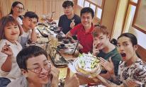 Sinh nhật Hải Triều lại là cột mốc đặc biệt với BB Trần vì đánh dấu tình bạn 5 năm gắn bó