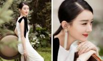 'Gái một con' Triệu Lệ Dĩnh tái xuất với diện mạo đẹp từng centimet giữa thông tin chuẩn bị làm đám cưới tại Bali