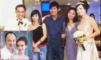 Ảnh hiếm và những điều chưa từng kể trong đám cưới Thu Trang - Tiến Luật 8 năm trước