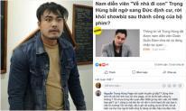 Động thái mới của diễn viên Trọng Hùng sau tin đồn sang Đức định cư