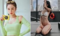 Jun Vũ khoe ảnh bikini, fan than: 'Chị đăng vậy là chết em rồi!'