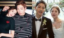 Kim Tae Hee vừa hạ sinh con thứ 2 cho Bi Rain, Song Hye Kyo tiếp tục bị réo tên vì vạ lây