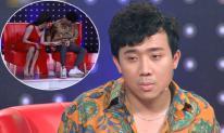 Trấn Thành câm nín khi bị Trương Quỳnh Anh 'bóc phốt' rách quần