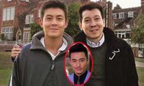 Rộ tin bố Trần Quán Hy cặp kè với trai trẻ!