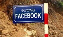 Chuyện lạ Việt Nam: Xuất hiện đường mang tên 'Facebook'
