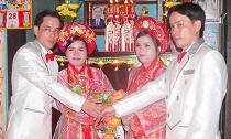 Top đám cưới kỳ lạ nhất năm 2013