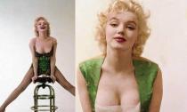 Lộ thêm ảnh chưa từng được công bố của Marilyn Monroe