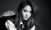 Yoona cá tính với những shoot hình đen trắng
