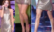 Điểm danh loạt mỹ nhân mặt xinh nhưng chân cơ bắp xấu tệ