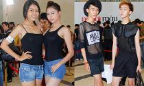 Thí sinh miền Nam nô nức dự casting Vietnam's Next Top Model 2014