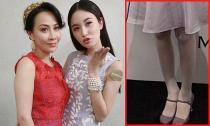 Nong Poy bị U50 Lưu Gia Linh 'đè bẹp' vì ăn mặc quê kiểng