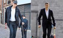10 người đàn ông cao nhất hành tinh