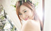 Sao 'Ngôi nhà hạnh phúc' Lee Young Eun khoe ảnh cưới đẹp lung linh