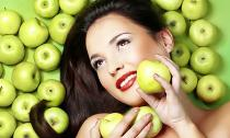 Công dụng làm đẹp 'thần kì' của trái táo