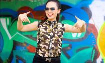 Ngọc Trang MC hóa cô nàng hippy đầy cá tính