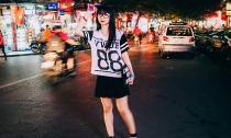 Ngắm street style dạo phố Trung thu của giới trẻ Hà thành