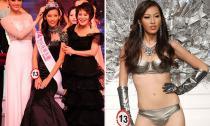Tân Hoa hậu Hoàn Vũ Trung Quốc bị chê vừa già vừa xấu