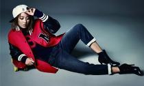 Han Groo ấn tượng với thời trang thu đông