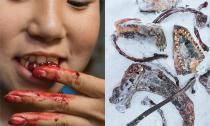 Cận cảnh những bộ tộc 'ăn sống nuốt tươi' như thời tiền sử