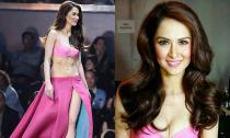 'Mỹ nhân đẹp nhất Philippines' khoe cơ bụng cực quyến rũ
