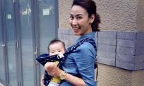 Ngân Khánh đã làm mẹ, lần đầu khoe con trai?