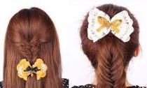 Biến tấu kì diệu với tóc tết trong mùa thu
