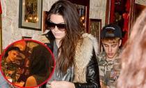 Justin Bieber trốn người yêu đi hẹn hò với em gái Kim Kardashian
