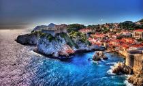 Dubrovnik, viên ngọc quý giữa vùng biển Adriatic