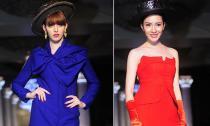 NTK trẻ 20 tuổi Trang Cherry tỏa sáng tại show thời trang Ý - Việt Fashion Show 2014