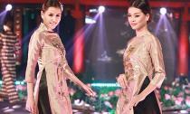 Trọn bộ sưu tập áo dài 'đẹp mộng mơ' của NTK Võ Thùy Dương