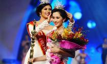Khoảnh khắc đăng quang của Hoa hậu Việt