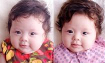 Ngắm vẻ đẹp lai cực yêu của con gái Elly Trần