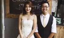 Hot girl nhóm hài BB&BG bất ngờ kết hôn