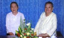 Hai chị em ruột cao tuổi nhất Việt Nam
