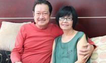 NSƯT Chánh Tín nhớ mãi kỉ niệm nghèo khó cùng vợ