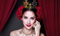 Huyền Ny hóa 'nữ hoàng' quyền lực đầy gợi cảm
